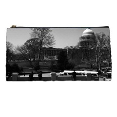 Vintage Usa Washington The Capitol 1970 Pencil Case