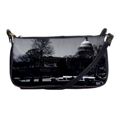 Vintage Usa Washington The Capitol 1970 Evening Bag by Vintagephotos