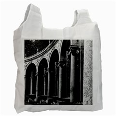 Vintage France Palace Of Versailles Colonnade Grove Twin Sided Reusable Shopping Bag by Vintagephotos