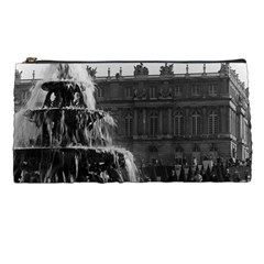 Vintage France Palace Of Versailles Pyramid Fountain Pencil Case by Vintagephotos