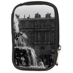 Vintage France Palace Of Versailles Pyramid Fountain Digital Camera Case by Vintagephotos