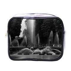 Vintage France Palace Of Versailles Neptune Fountains Single Sided Cosmetic Case by Vintagephotos