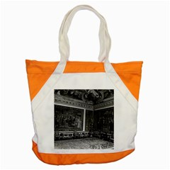 Vintage France Palace Of Versailles Apollo Chambre 1970 Snap Tote Bag