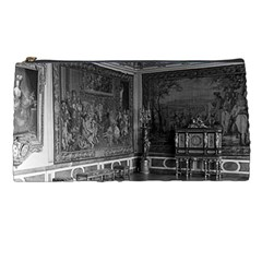 Vintage France Palace Of Versailles Stade Dining Room Pencil Case by Vintagephotos