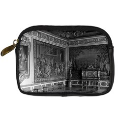 Vintage France Palace Of Versailles Stade Dining Room Compact Camera Case by Vintagephotos