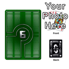 Pazaak Dealer By C Horton   Playing Cards 54 Designs   2yri1clsj6sc   Www Artscow Com Front - Heart9