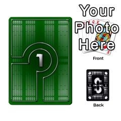 Pazaak Dealer By C Horton   Playing Cards 54 Designs   2yri1clsj6sc   Www Artscow Com Front - Spade5