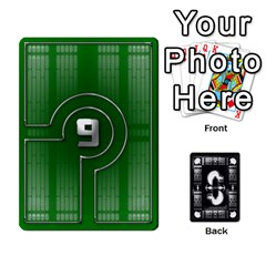 Pazaak Dealer By C Horton   Playing Cards 54 Designs   2yri1clsj6sc   Www Artscow Com Front - Diamond9