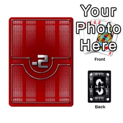 Pazaak Dealer By C Horton   Playing Cards 54 Designs   2yri1clsj6sc   Www Artscow Com Front - Joker1