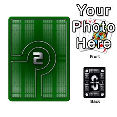 Pazaak Dealer By C Horton   Playing Cards 54 Designs   2yri1clsj6sc   Www Artscow Com Front - Spade8