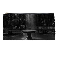 Vintage France Palace Of Versailles The Grove Of Domes Pencil Case by Vintagephotos