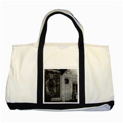 Vintage France Palace Versailles Louis Xv Bed Chamber Two Toned Tote Bag
