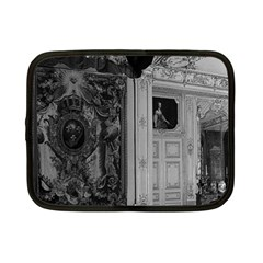 Vintage France Palace Versailles Louis Xv Bed Chamber 7  Netbook Case by Vintagephotos