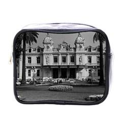 Vintage Principality Of Monaco Monte Carlo Casino Single Sided Cosmetic Case