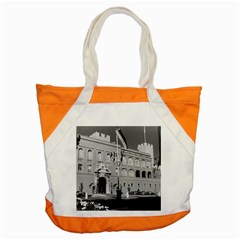 Vintage Principality Of Monaco & Princely Palace 1970 Snap Tote Bag by Vintagephotos