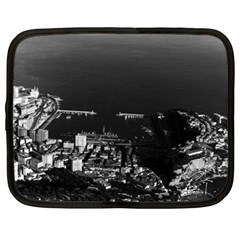 Vintage Principality Of Monaco & Overview 1970 12  Netbook Case by Vintagephotos