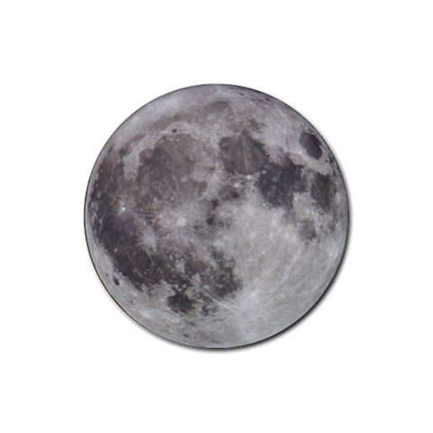 Full Moon Coasters By Bg Boyd Photography (bgphoto) Front
