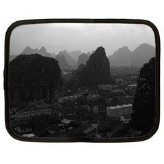 Vintage China Guilin City 1970 12  Netbook Case by Vintagephotos