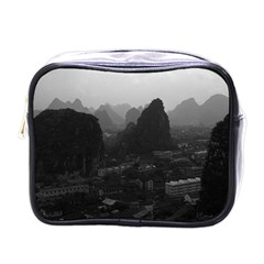 Vintage China Guilin city 1970 Single-sided Cosmetic Case