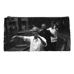 Vintage China Shanghai Morning Gymnastic 1970 Pencil Case by Vintagephotos