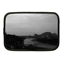 Vintage China Guilin Lijiang River 1970 10  Netbook Case by Vintagephotos