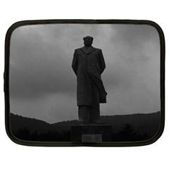 Vintage China Changsha Mao Tse Tung statue 1970 13  Netbook Case