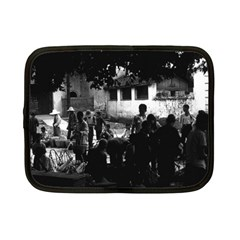 Vintage China Yangshuo Market 1970 7  Netbook Case by Vintagephotos