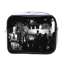 Vintage China Yangshuo Market 1970 Single Sided Cosmetic Case by Vintagephotos