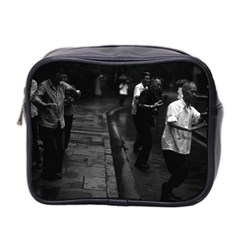 Vintage China Shanghai Morning Gymnastic 1970 Twin Sided Cosmetic Case by Vintagephotos