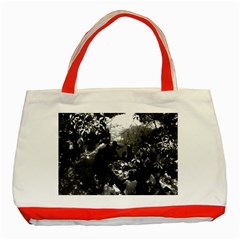 Vintage China Canton Restaurant 1970 Red Tote Bag by Vintagephotos