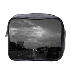 Vintage China Pekin Street Tiananmen Square 1970 Twin Sided Cosmetic Case by Vintagephotos
