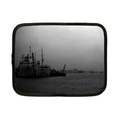 Vintage China Shanghai Port 1970 7  Netbook Case