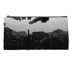 Vintage China Shanghai City 1970 Pencil Case