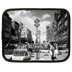 Vintage Germany Munich Towngate Karistor 1970 12  Netbook Case