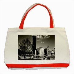 Vintage Germany Munich Sendlinger Tor Platz  Matth?us Red Tote Bag by Vintagephotos
