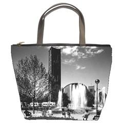 Vintage Germany Munich Sendlinger Tor Platz  Matth?us Bucket Handbag