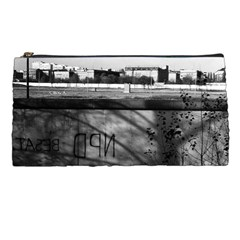 Vintage Germany Berlin Wall 1970 Pencil Case by Vintagephotos