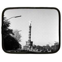 Vintage Germany Berlin 17th June Street Victory Statue 15  Netbook Case
