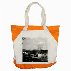 Vintage Germany Berlin New National Gallery 1970 Snap Tote Bag by Vintagephotos