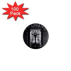 Vintage France Paris Royal Chapel Altar St James Palace 100 Pack Mini Magnet (round) by Vintagephotos