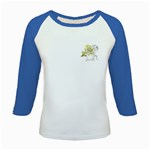 A Rose For You Kids Baseball Jersey