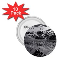 Vintage Usa Alaska Glacier Bay National Monument 1970 10 Pack Small Button (round)
