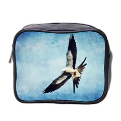 Swallow Tailed Kite Twin Sided Cosmetic Case by heathergreen