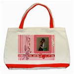 nancy - Classic Tote Bag (Red)