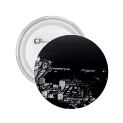 Vintage Principality Of Monaco Overview 1970 Regular Button (round)