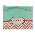 makeupbagkaty - Cosmetic Bag (XL)