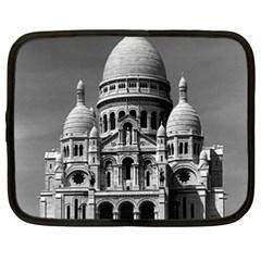 Vintage France Paris The Sacre Coeur Basilica 1970 15  Netbook Case by Vintagephotos