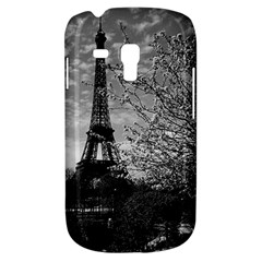Vintage France Paris Eiffel Tour 1970 Samsung Galaxy S3 Mini I8190 Hardshell Case by Vintagephotos