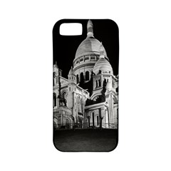 Vintage France Paris The Sacre Coeur Basilica 1970 Apple Iphone 5 Classic Hardshell Case (pc+silicone) by Vintagephotos