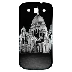 Vintage France Paris The Sacre Coeur Basilica 1970 Samsung Galaxy S3 S Iii Classic Hardshell Back Case by Vintagephotos